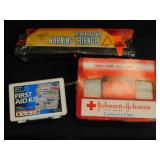 Emergency Triangle & First Aid Kits