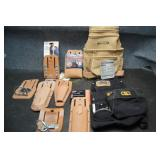 New Tool Pouches/Belts & Acc