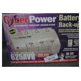 Cyber Power Battery Backup
