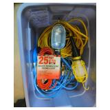 Extension Cords/Trouble Lights