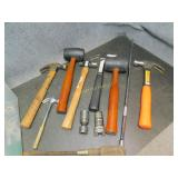 Hammers & Other Tools