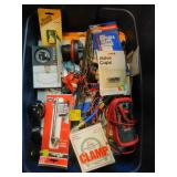 Tote of Automotive Accessories