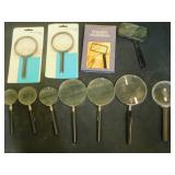 10 Magnifying Glasses