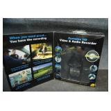 Portable HD Video & Audio Recorder