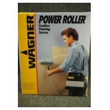 Wagner Power Roller Cordless Painting System