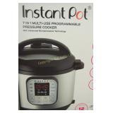 Instant Pot 6QT Pressure Cooker