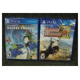 PS4 Games Dynasty Warriors, Digimonstory Cybersleu