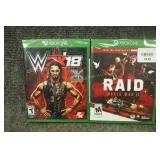Xbox One Games, Raid World War II, W2K18