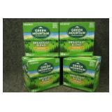 Case of 4 - 18Cup Keurig  Coffee Packs Green Mount
