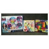 Markers, Crayons & Bath Soap Making Kit