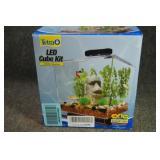 Tetra LED Cube Aquarium Kit