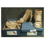 Universal Thread Taupe Size 7 1/2 Shoes