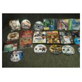 PS1, PS2, Xbox 360 & PC Games