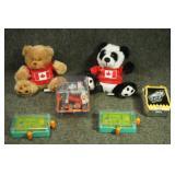 Vintage Games & Canada Bears