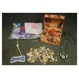 Lip Balm Making & Jewelry, Shells
