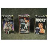 3 Packs Movie T-Shirts, Robo Cop, Rocky, Beetlejui