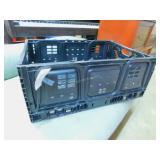 25 Polymar Logistics Collapsible Crates