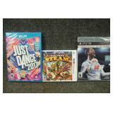 PS3, Wii U, & Nintendo 3DS Game