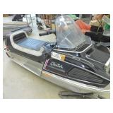 1975 Arctic Cat Cheetah 295 Snowmobile