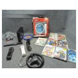 Nintendo Wii, Games & Sports Pack