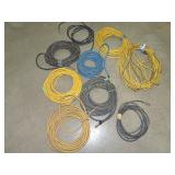 Air Hoses and Extension Cord