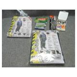 Storm Fighter Gear S & L, Knife, Tent Repair Kit