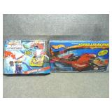 Hot Wheels Light Brush Lab & Super Launcher