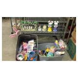 2 Totes Full of Easter Items