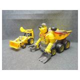 Battery Operated Tonka Toys