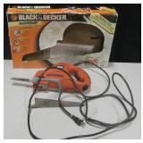 B&D SC500 NaviGator Powered Hand Saw / Jig Saw