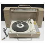Vtg GE Wildcat RD-500-2A 4-Speed Record Player