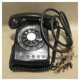 Vtg Western Electric Rotary Multi-Line Telephone