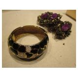 Lot Of Vintage Bracelets