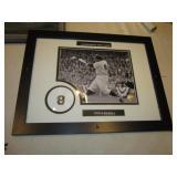 "18"" x 14"" Framed Yogi Berra Photo With MLB COA"