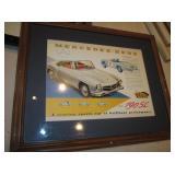 """22"""" x 18"""" Framed 1950"""