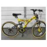 Kent Super 24 Mountain Bike - As Shown