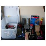 Miscellaneous Tools, Sandpaper, Block & More
