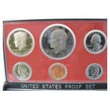 1976 United States Mint Proof Coin Set w/ Box