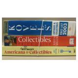 Lot Of 3 Collectible Price Guides