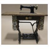 "3"" Concord Miniature Sewing Machine #2626"