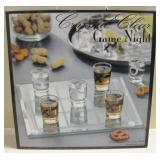 Crystal Clear Game Night Tic-Tac-Toe