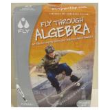 Fly Through Algebra Homework System -NIB