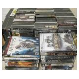 Large Lot Of Personal Computer Games