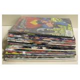 Lot Of Assorted Comic Books