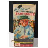 1962 Charlie Weaver Battery Powered Bartender