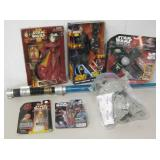 Star Wars Lot - Some New In Package