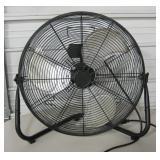 """3-Speed Tilting Floor Fan - 18"""" Diameter"""