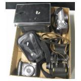 Cameras & Vtg Lemaire 8X Binoculars