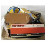 2 Vtg View-Master Stereo Cameras & Related