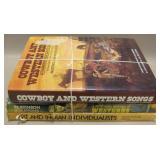 Cowboy& Western Songs,Western & Indian Books